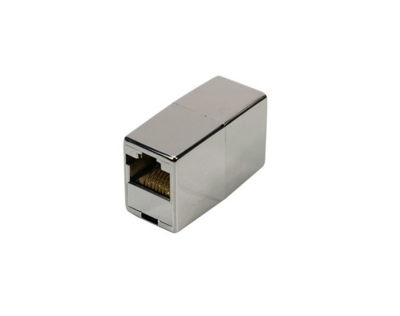 LogiLink Adapter przelotka  typu cross-over RJ45
