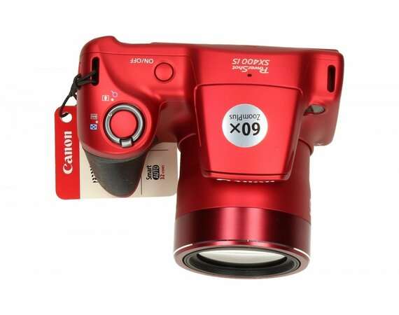 Canon PowerShot SX400 HS RED 9769B002AA