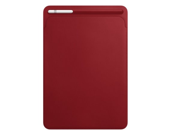 Apple Leather Sleeve for 10.5 inch iPad Pro - (PRODUCT)RED