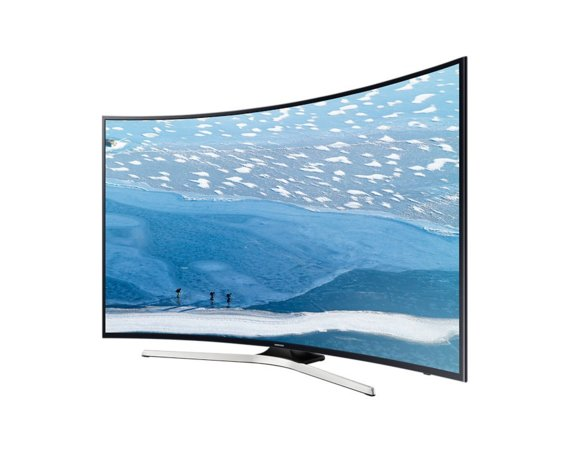Samsung 55'' TV UHD Curved UE55KU6100