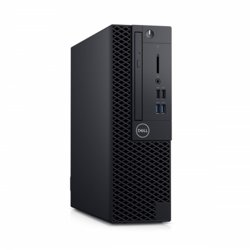 Dell Komputer Optiplex 3070 SFF W10Pro i5-9500/8GB/1TB/Intel UHD 630/DVD RW/KB216 & MS116/3Y BWOS