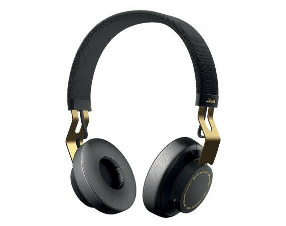 Jabra  Move Wirelless Gold  BT Stereo Headset