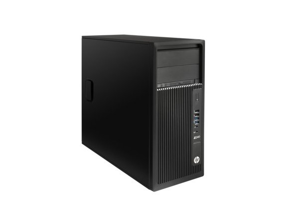 HP Inc. Z240 TWR i7-7700 1TB/8GB/DVD/W10P Y3Y78EA