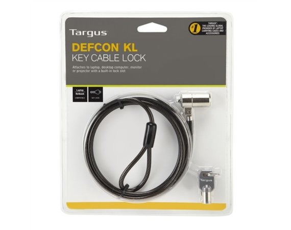 Targus Defcon Key Cable Lock