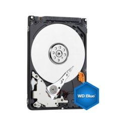 Western Digital HDD Blue 500GB 2,5'' 16MB SATAIII/5400rpm
