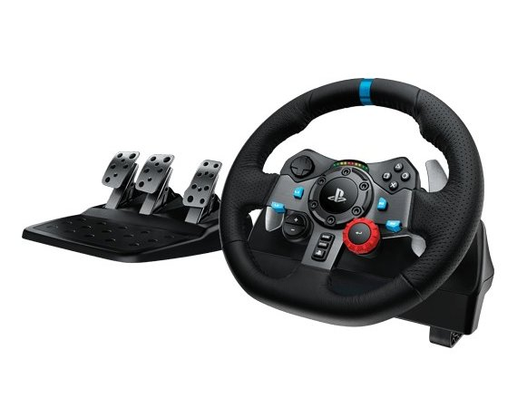 Logitech G29 Driving Force PS4/PC    941-000112