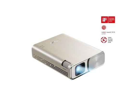 Asus ZenBeam E1Z GOLD LED/WVGA/150AL/3500:1/30