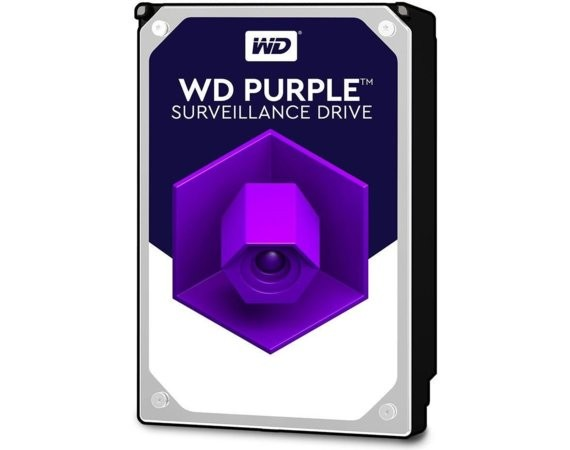 Western Digital Purple 10TB 3,5'' 256MB SATAIII/7200rpm