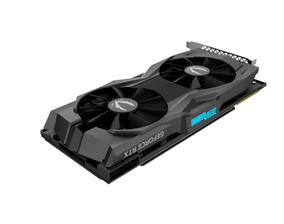 ZOTAC Karta graficzna GeForce RTX 2080 SUPER AMP 8GB GDDR6 256BIT