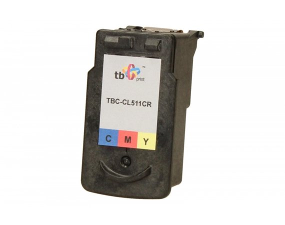 TB Print Tusz do Canon MP 240 TBC-CL511CR Kolor ref.