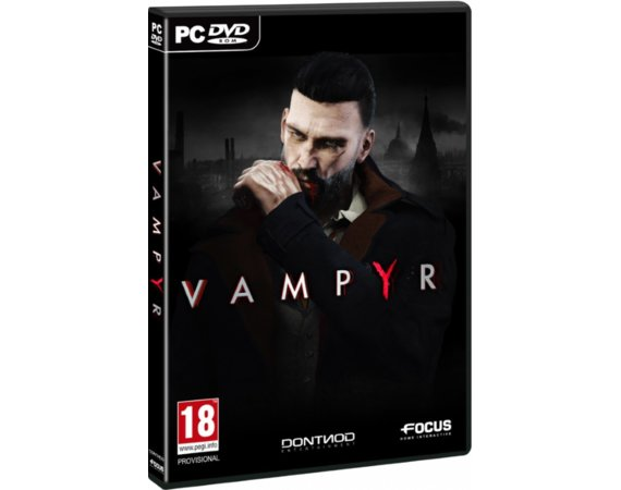 CD Projekt Gra PC Vampyr