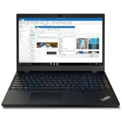 Lenovo Laptop ThinkPad T15p G1 20TN002CPB W10Pro i7-10750H/16GB/512GB/GTX1050 3GB/15.6 FHD/Black/3YRS Premier Support