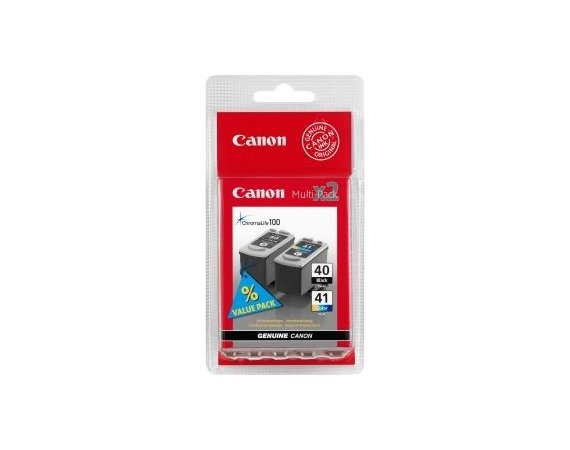 Canon Tusz PG-40/CL-41 MULTI PACK 0615B043
