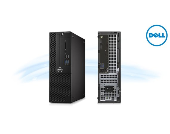 Dell Komputer poleasingowy OptiPlex 3050 Intel Pentium CPU G4400 3.30GHz  4GB  500GB Intel HD510 Win7/8Pro COA