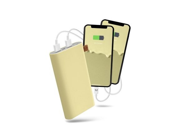 Fresh'n Rebel Powerbank 18000 mAh Buttercup