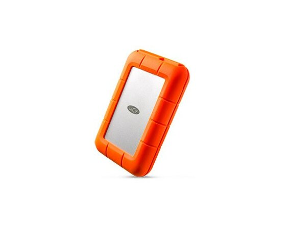 LaCie Rugged RAID - 4 TB  2,5'' LAC9000601