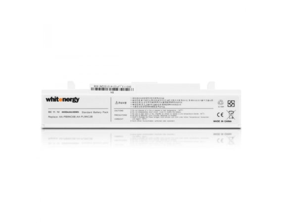Whitenergy Bateria do laptopa Samsung R580 10.8-11.1V 4400mAh biała