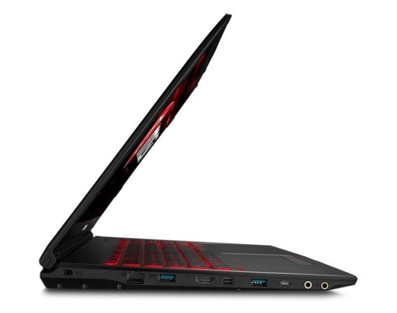MSI Laptop GV62 8RC-091XPL DOS/i5-8300H/8GB/1T/GTX1050/15.6 FHD