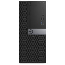 Dell Komputer Optiplex 5070 MT W10Pro i7-9700/8GB/256GB SSD/Intel UHD 630/DVD RW/KB216 & MS116/260W/3Y BWOS
