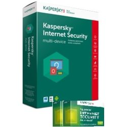 Kaspersky %Kaspersky Internet Security Multi Devices + 2 x Kaspersky Internet Security for Android KL1939PBBFS2KA