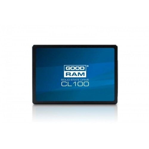 GOODRAM Dysk SSD CL100 G2 120GB  SATA3 2,5