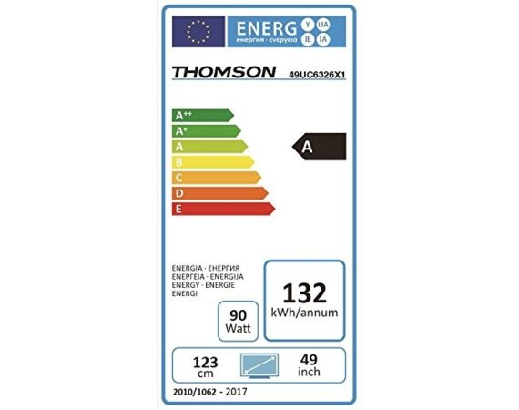 Thomson 49'' LED 49UC6326