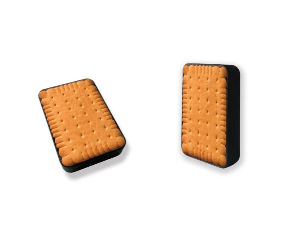 SMARTOOOLS Powerbank MC5 Biscuit, 5000mAh, 2.1A/ 5V