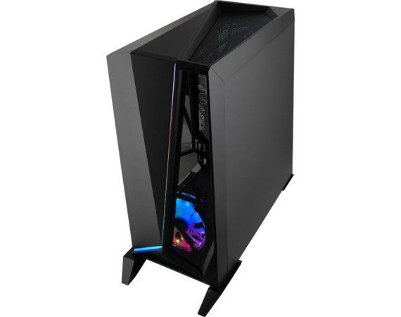 Corsair CARBIDE SERIES SPEC-OMEGA RGB ATX Tempered Glass Mid-Tower ATX Gaming Obudowa Czarna