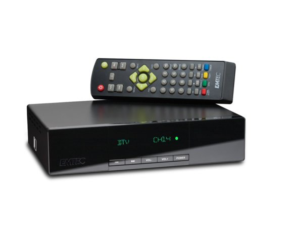Emtec Movie Cube N160H FullHD DVB-T REC Timeshift