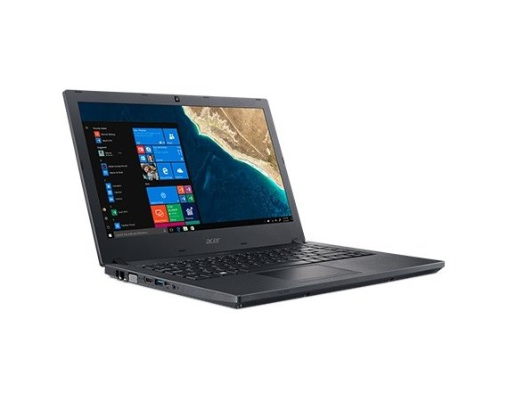 Acer Laptop TravelMate P2510-G2-M-531Q / Intel Core i5-8250U / 15.6 FHD ComfyView LED LCD / UMA / 4GB / 1000 GB HDD / W10PR64