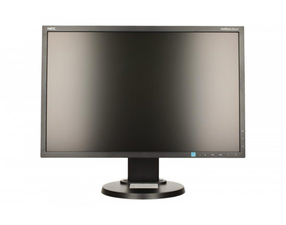 NEC Monitor 22 E223W bk W-LED DVI, 5ms czarny