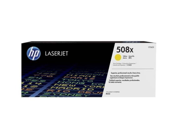 HP Inc. Toner CF362XH Żółty Contract Cartridge
