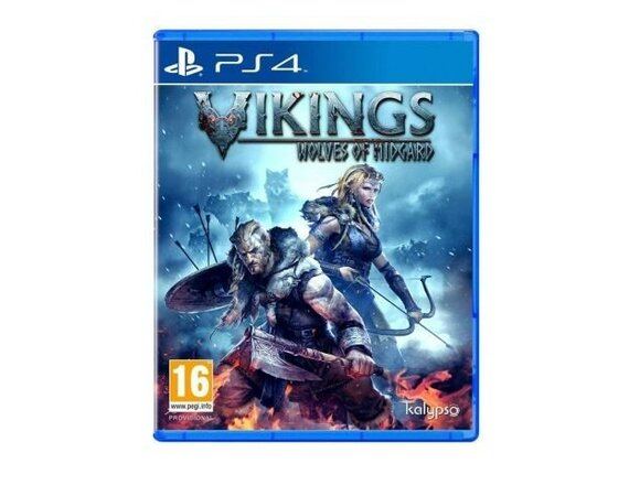 CD Projekt Gra PS4 FC Vikings Wolves of Midgar
