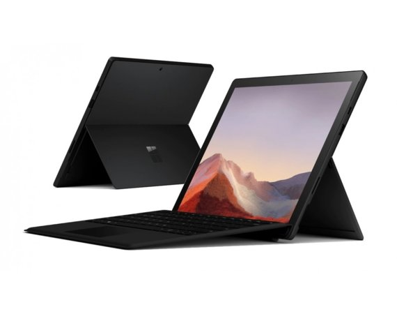 Microsoft Surface Pro 7 Black 256GB/i5-1035G4/8GB/12.3 Win10Pro Commercial PVR-00018