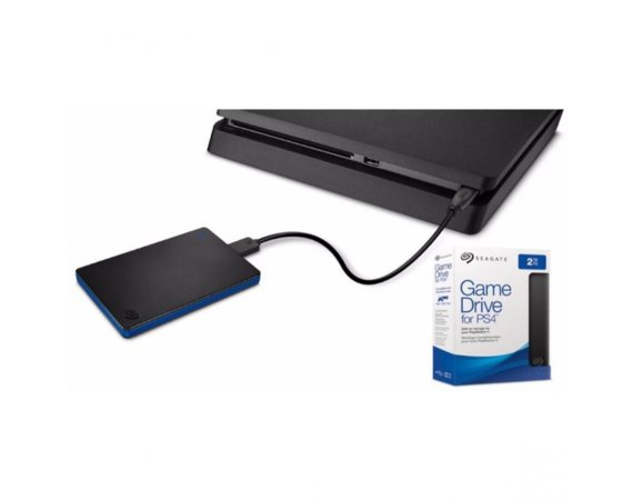 Seagate Game Drive for Play 4 2TB STGD2000400