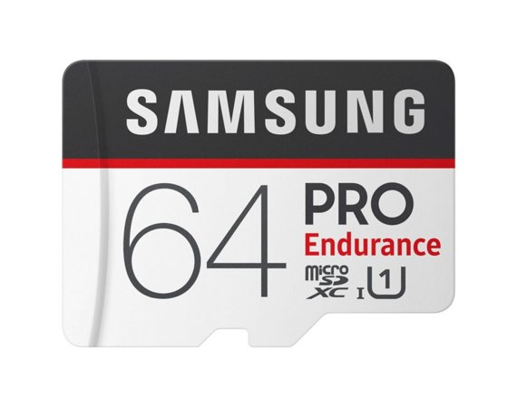 Samsung MB-MJ64GA/EU Pro Endurance 64GB + Adapter