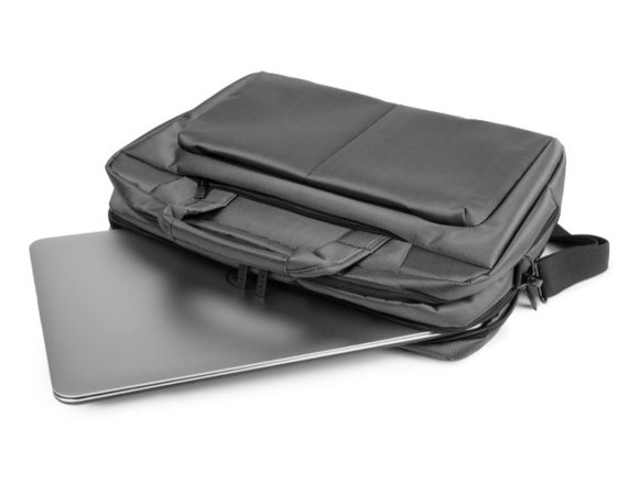NATEC Torba notebook Gazelle 13 - 14 grafitowa