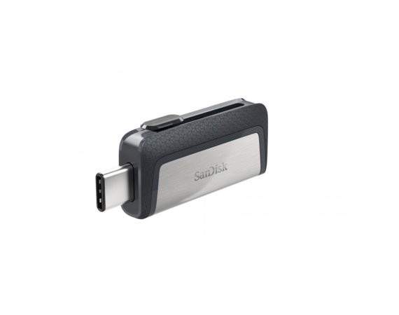 SanDisk Pendrive Ultra Dual Drive 128GB USB 3.1 Type-C 150MB/s