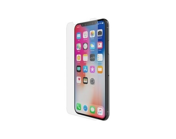 Belkin Szkło ochronne SCREENFORCE InvisiGlass iPhone X/XS