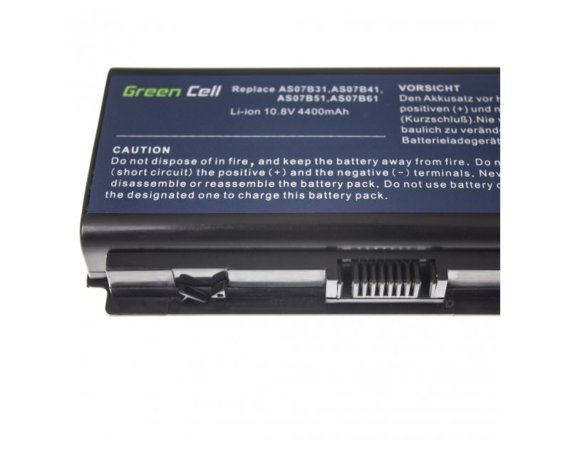 Green Cell Bateria do Acer Aspire 5520 11,1V 4400mAh