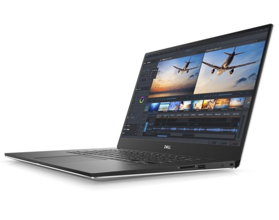 Dell Laptop Precision M5530 Win10Pro i7-8850H/512GB SSD/16GB/P1000/15,6 UHD/vPro/3Y NBD