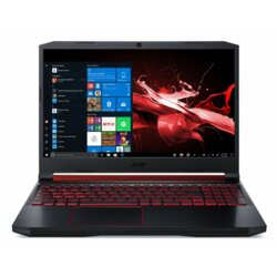 Acer Notebook Nitro 5 AS AN515-54-55NA WIN10H i5-9300H/8GB/SSD512/GTX1650 4GB/15.6 cala FHD