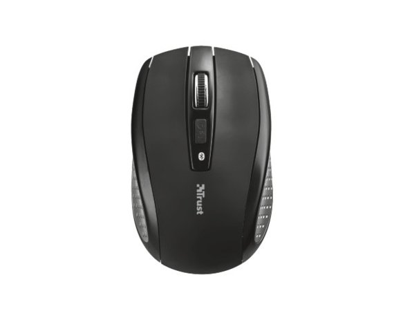 Trust Siano Bluetooth Wireless Mouse - black