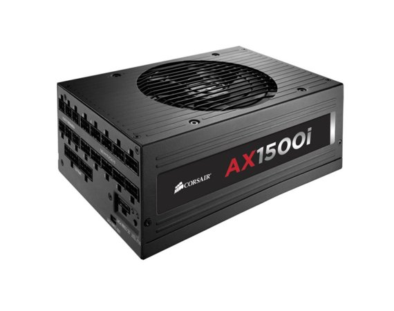 Corsair AX Series 1500iW 80Plus TITANIUM Modular