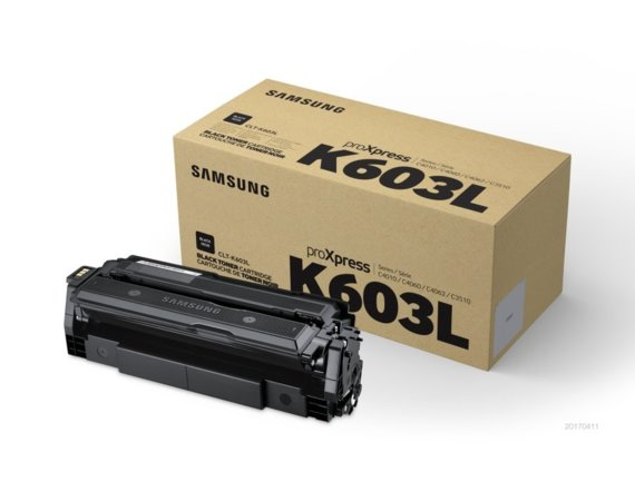HP Inc. Samsung CLT-K603L H-Yield Black Toner
