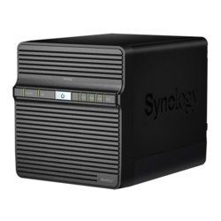 Synology NAS DS420J 4xHDD 1GB DDR4 1,4Ghz 2xUSB3.0 1xRJ45 2Y