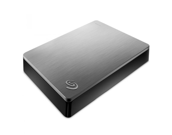 Seagate Backup Plus 4TB 2,5 STDR4000900 Silver
