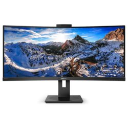 Philips Monitor 346P1CRH 34''VA Curved HDMI DP USB-C