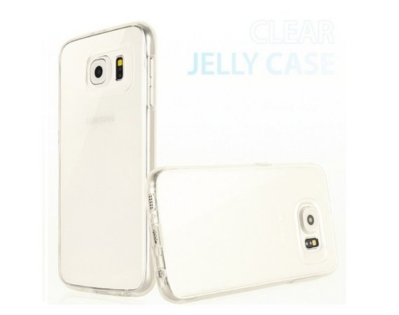 Mercury Etui CLEAR Jelly Samsung A3 A320 2017 transparent