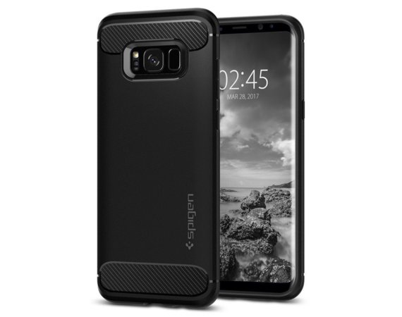 SPIGEN SGP  Rugged Armor Etui Galaxy S8